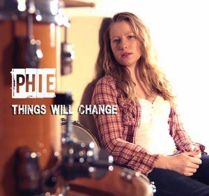 Phie, Things will change (1er album)