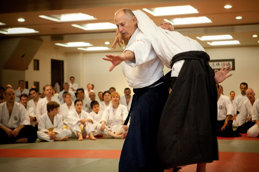 Très belle photo - http://www.aikibudo.ca
