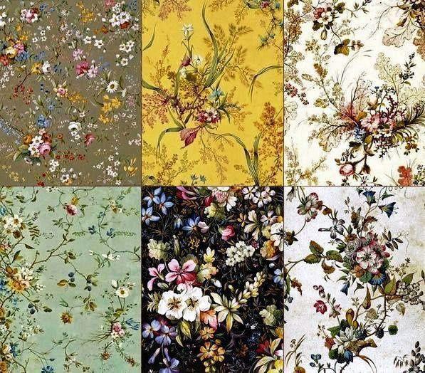 Des tapisseries de William Kilburn... j'aime la finesse du détail. le travail d'aiguille est magnifique, et quelle patience... je pense aux heures passées par les petites mains... et merci à Vivette qui nous fait toujours partager de si jolies oeuvres :)