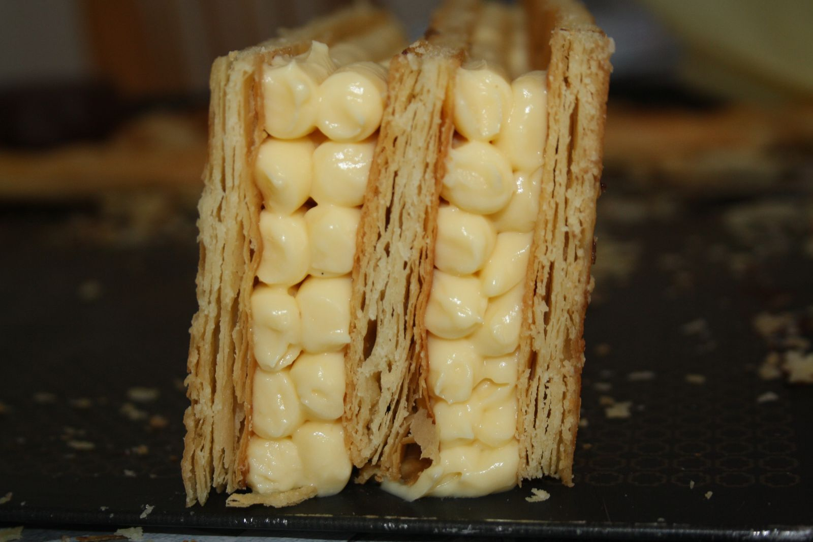 MILLE-FEUILLES INVERSE VANILLE