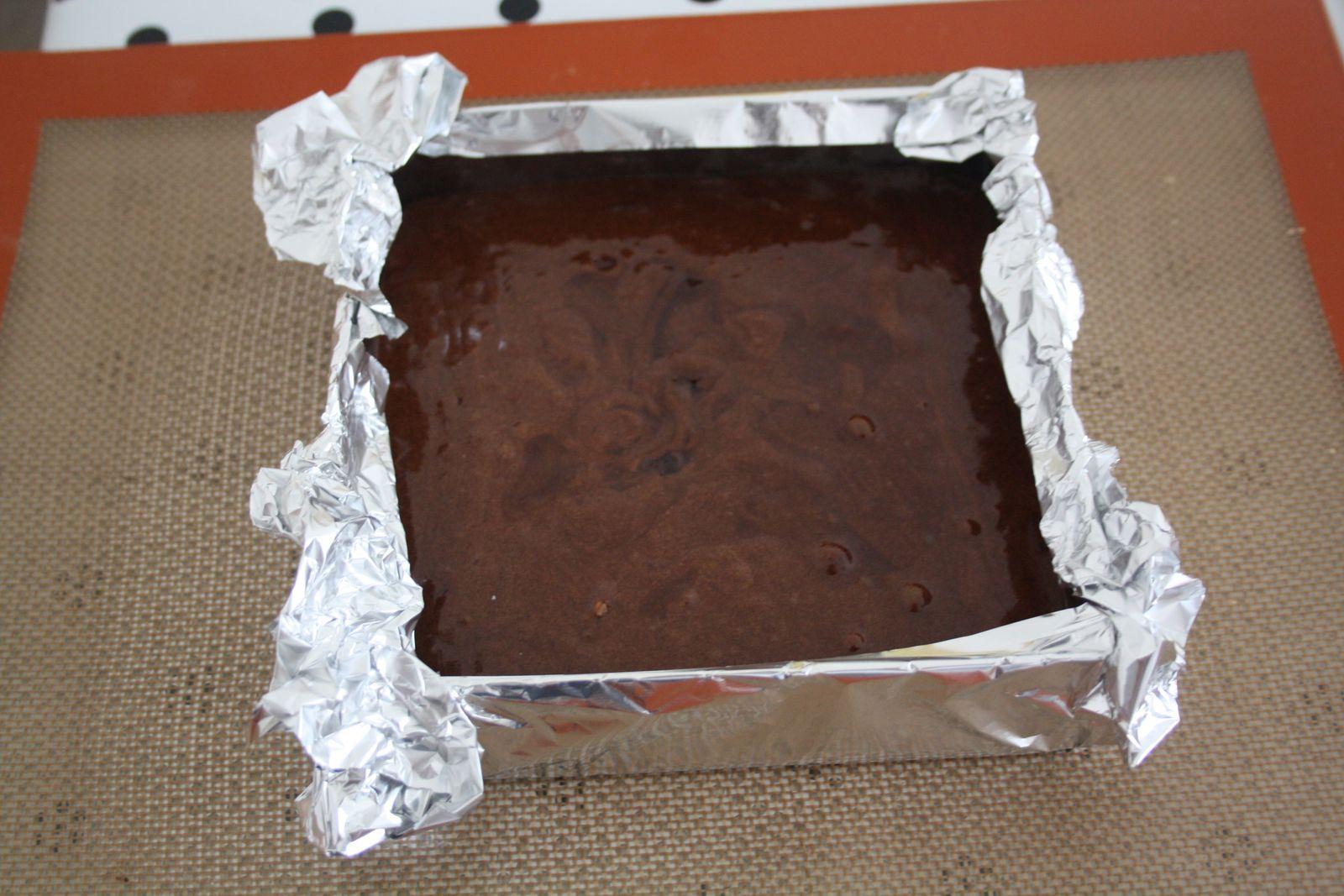 BROWNIE CHOCOLAT DE Y. MENGUY