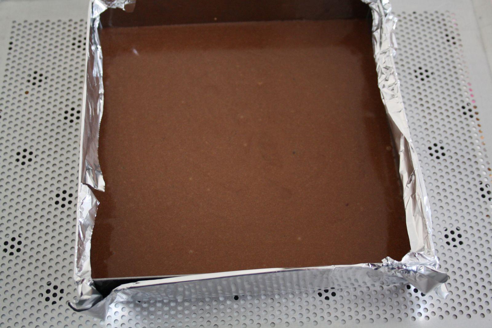 CAKE CHOCOLAT ET FRAMBOISE DE T. BAMAS