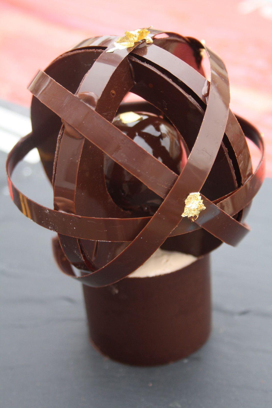 L'ATOME CHOCOLAT DE BENOIT CHARVET