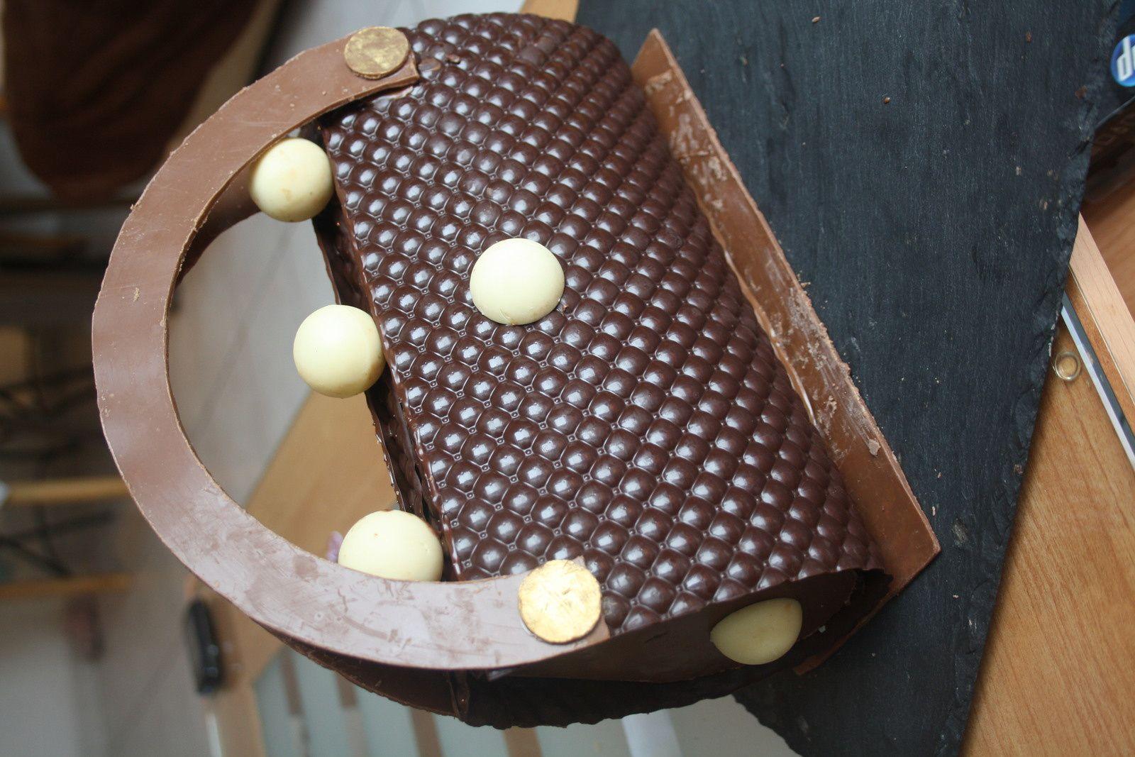 ROYAL AU CHOCOLAT CLASSIQUE et ROYAL BAG