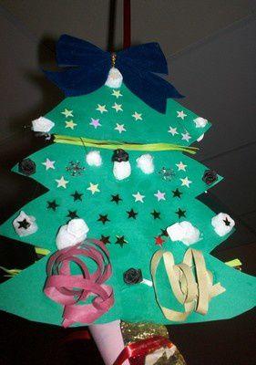 Ecole- Décos de Noël 2013