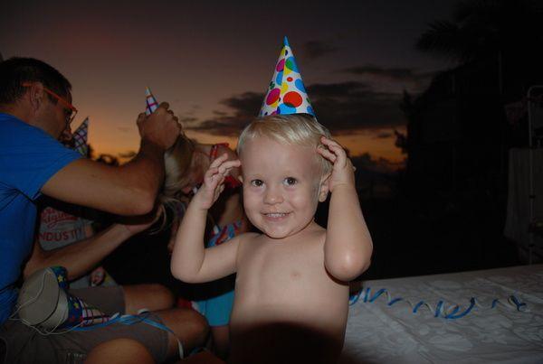 Séquences anniversaires des enfants