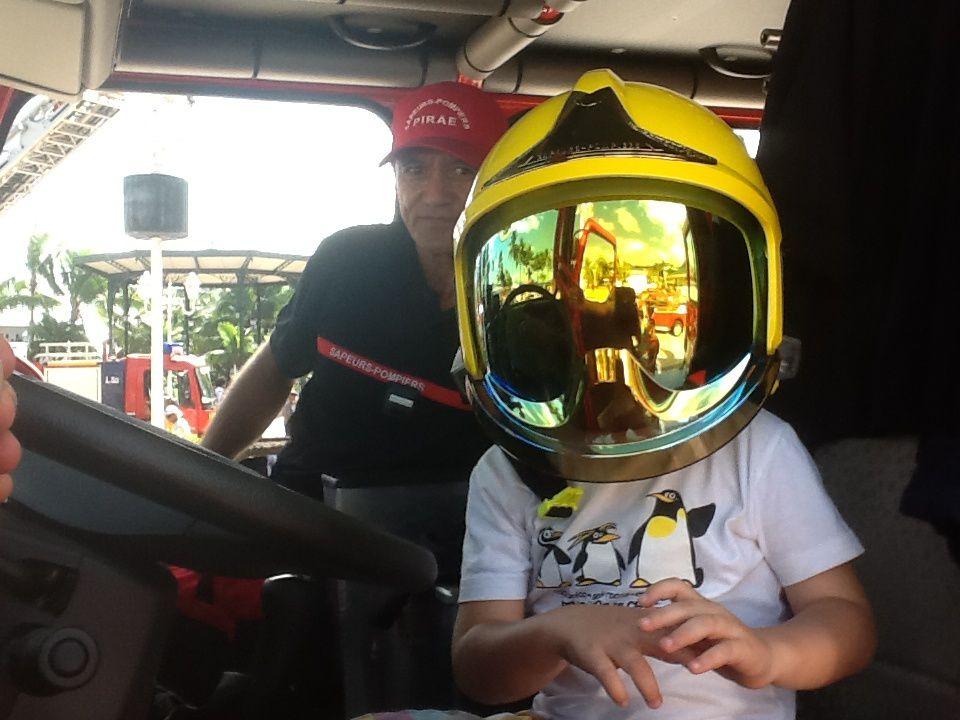 Journée découverte des Pompiers