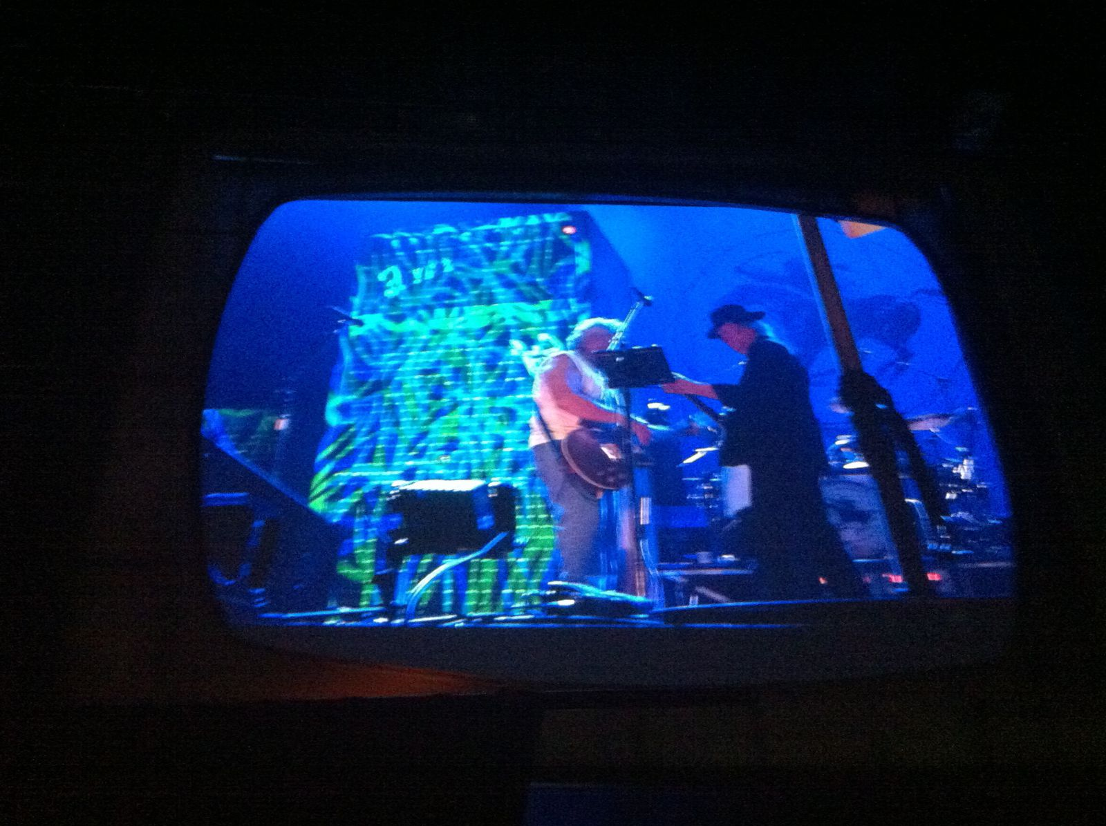 Neil Young et Crazy Horse au Luxembourg