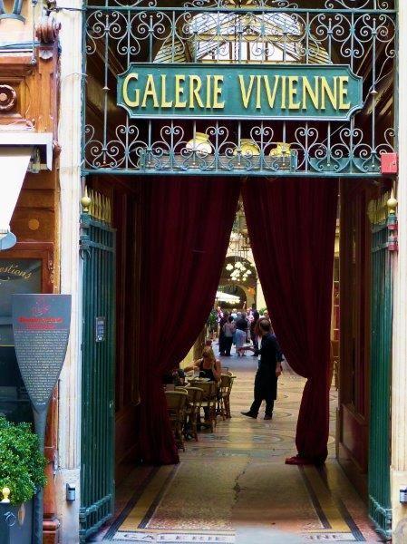 Le Charme troublant de la Galerie Vivienne (1)