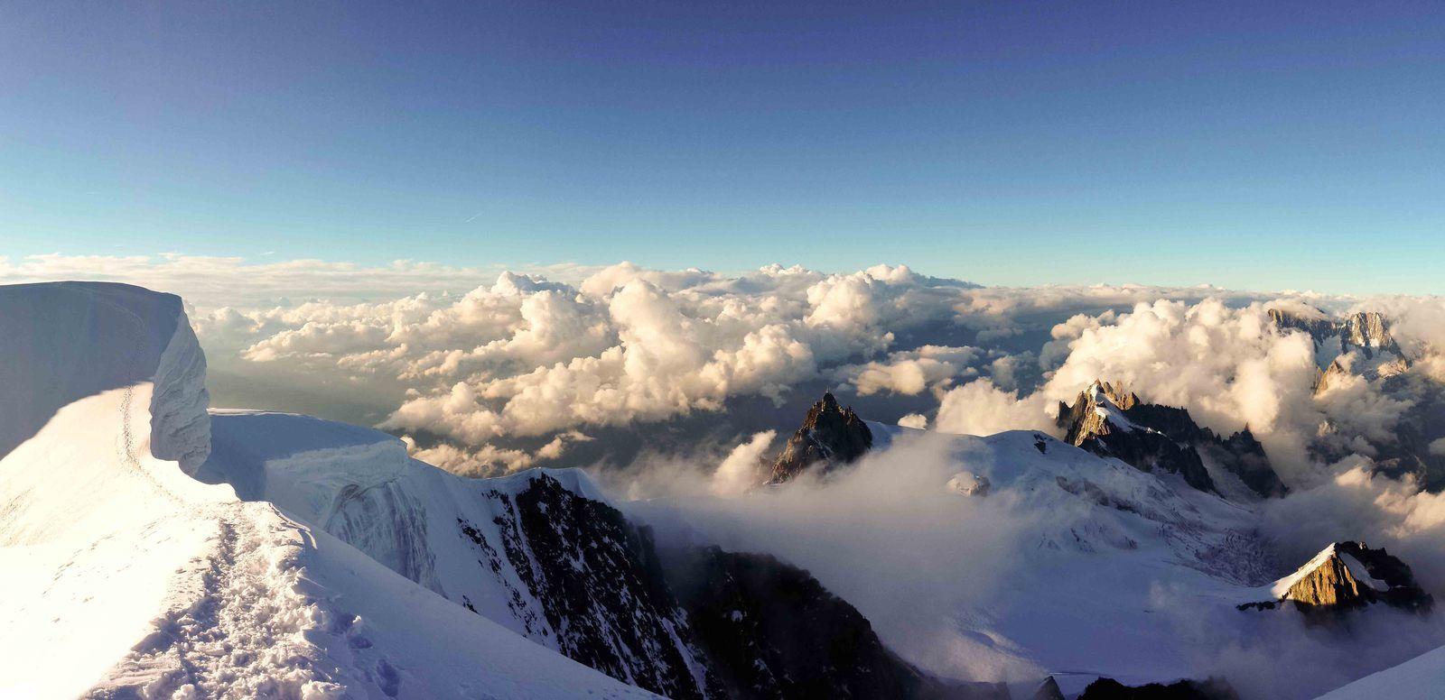 Chacun son Everest …