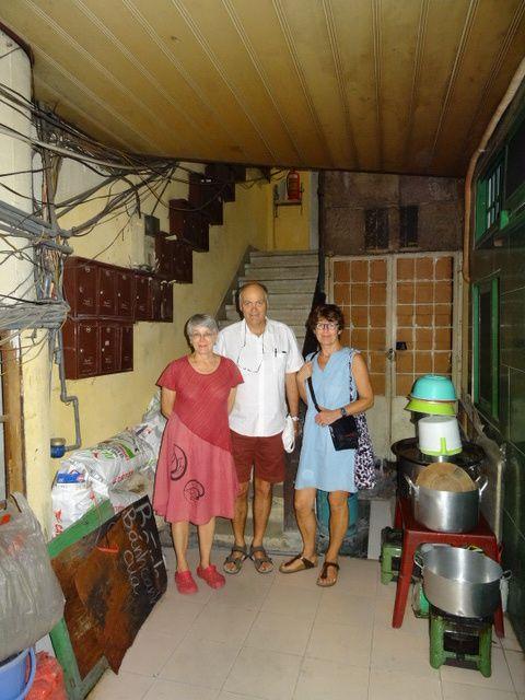 Dernier jour à Saigon