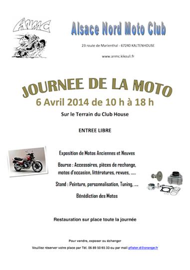 Journée de la Moto 2014