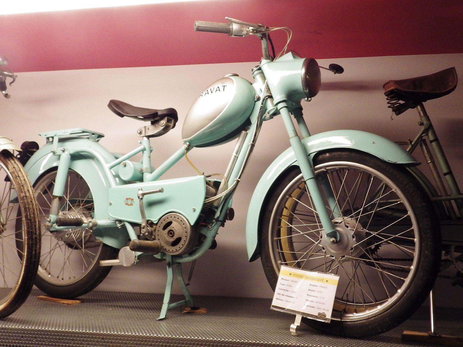 Musée de la Moto à BANTZENHEIM