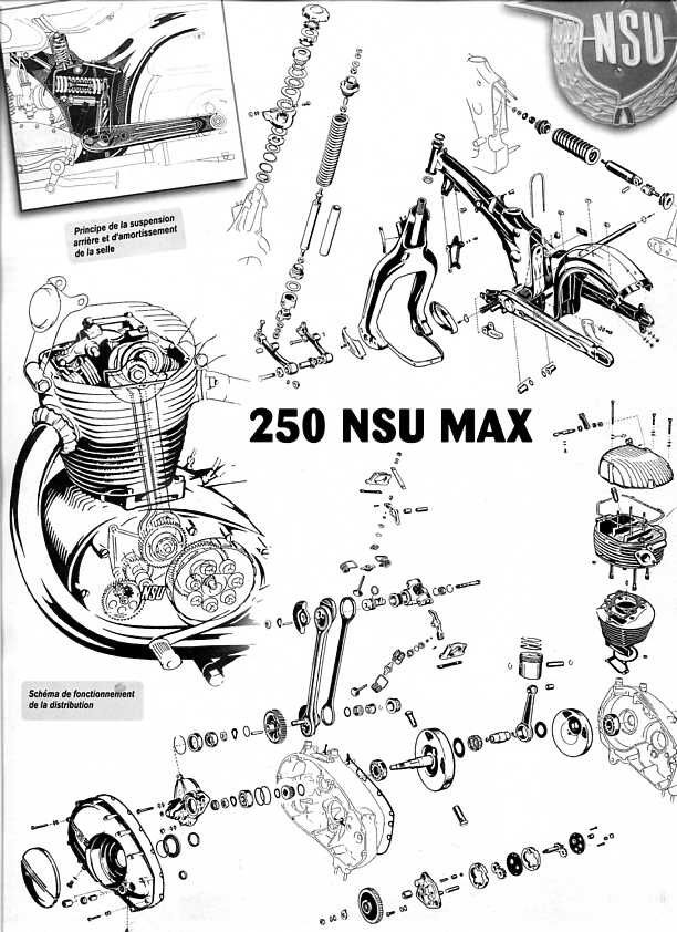Images, dessins et schéma de moteur et mécaniques