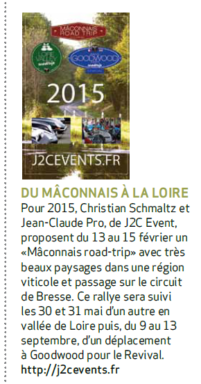 Info Mâconnais Roadtrip