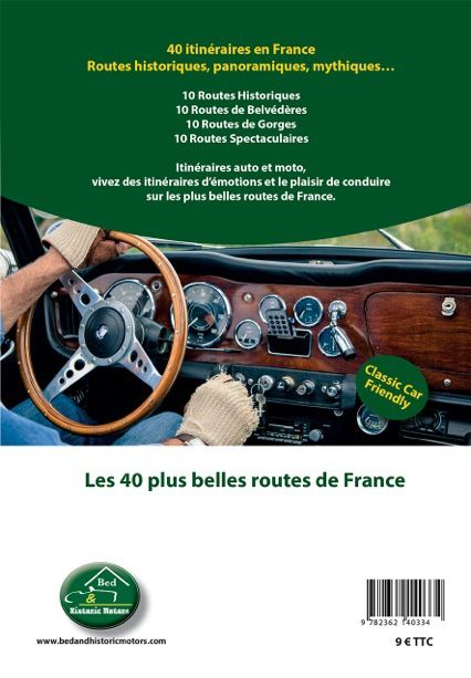 Guide : Les 40 plus belles routes de France