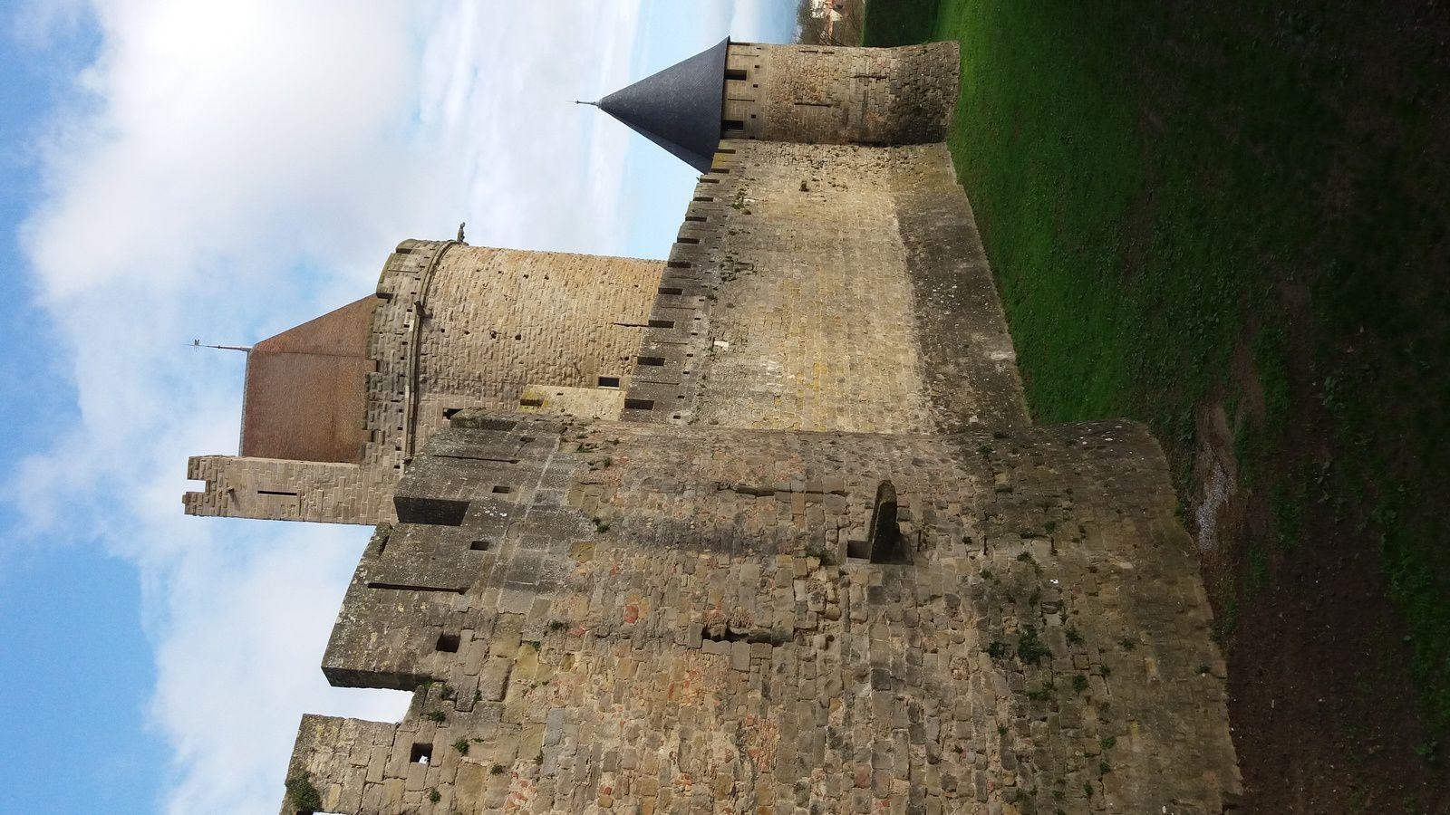 Troisième jour: Carcassonne