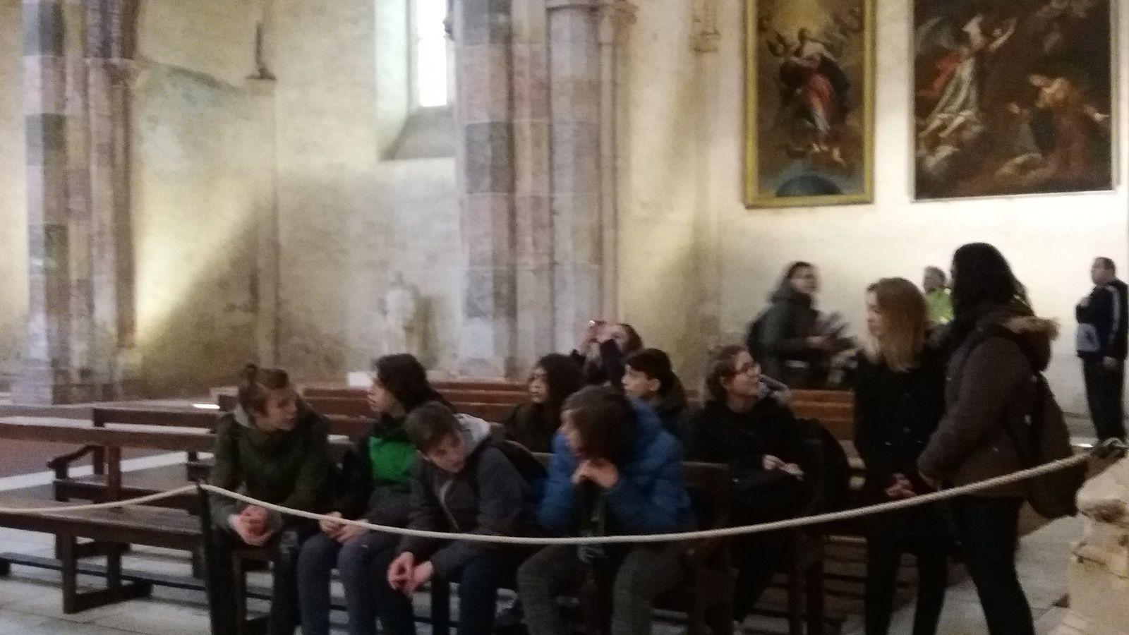 Deuxième jour: Toulouse - collège &quot&#x3B;Pierre de Fermat&quot&#x3B;