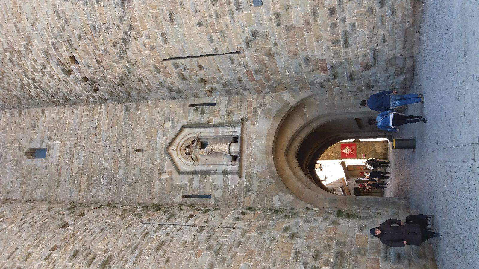 Quatrième jour: Carcassonne