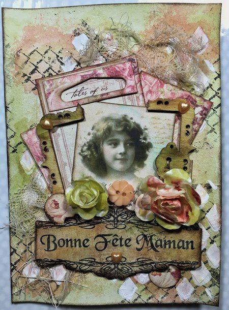 Bonne fête à toutes les mamans.....
