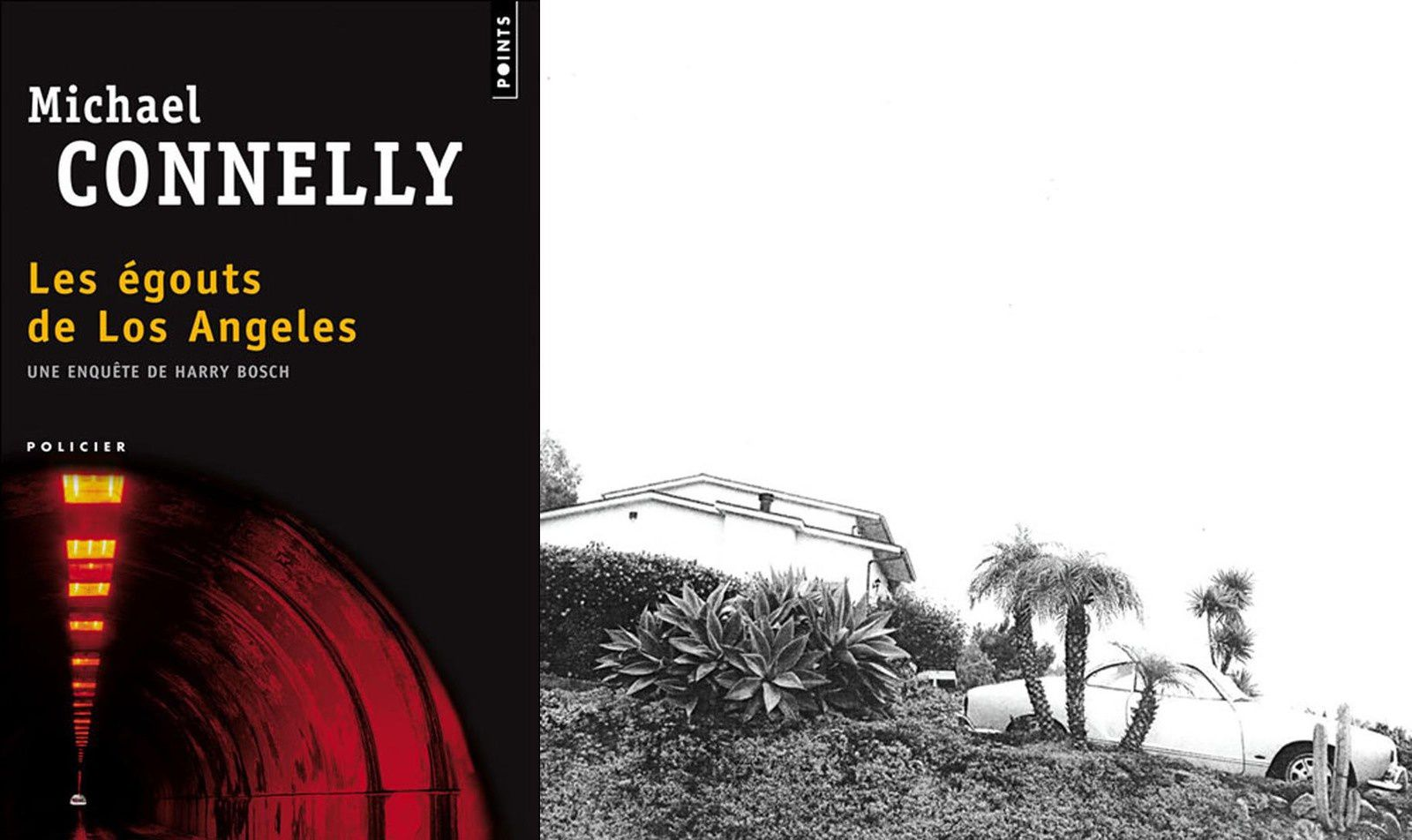&quot&#x3B;Les égouts de Los Angeles&quot&#x3B; de Michael Connelly / Timber Timbre &quot&#x3B;Hot dreams&quot&#x3B;