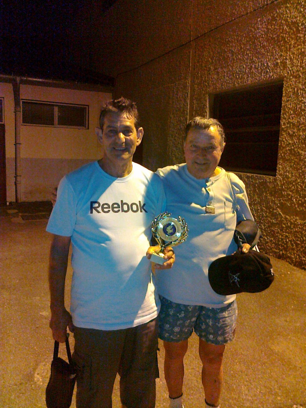 Mario et Pepito (Challenge Martial juillet 2013)