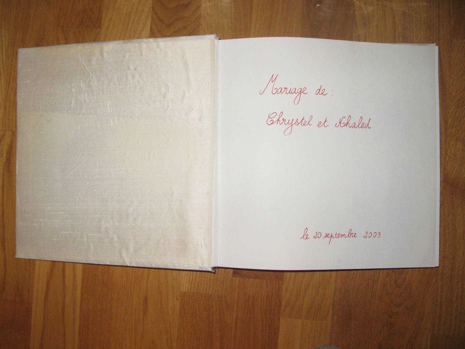 Pour un  mariage album de soie sauvage écrue + rose bordeaux -DIY charlotteblabla blog*