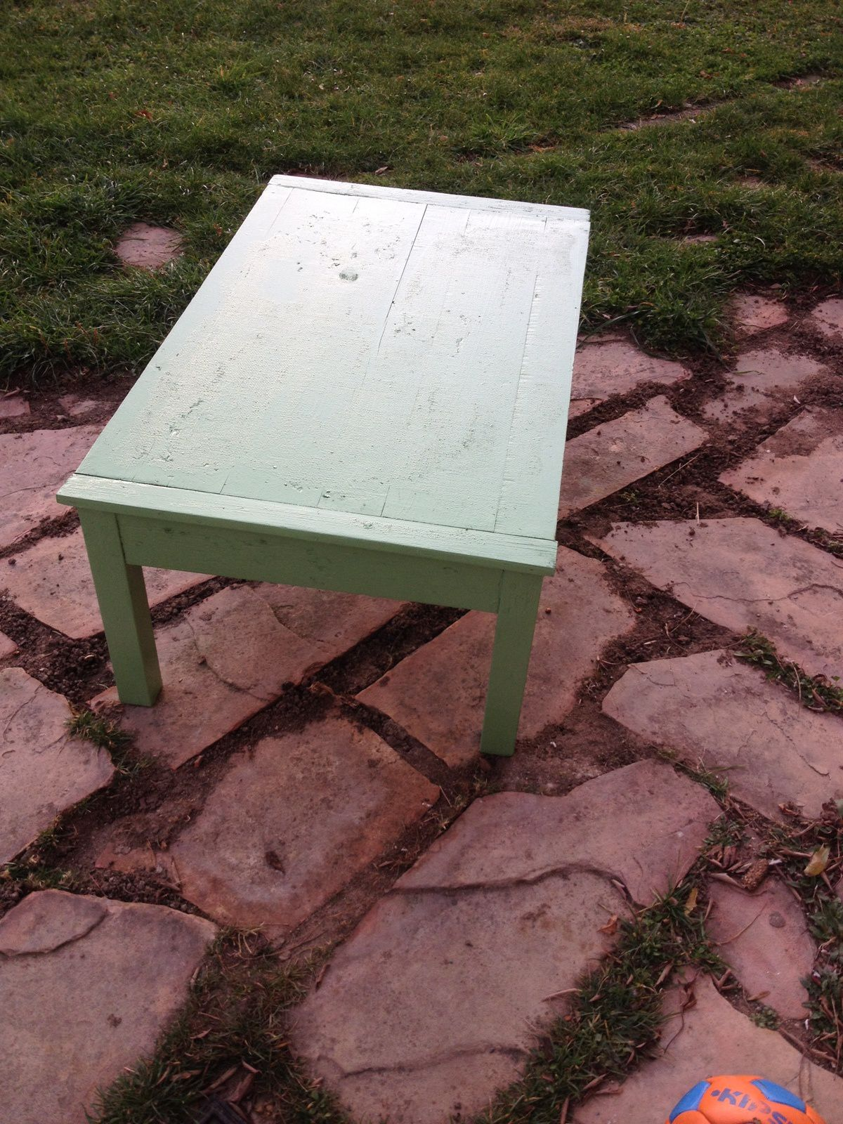 transformation d'un table basse- diy - avant apres- charlotteblabla blog*