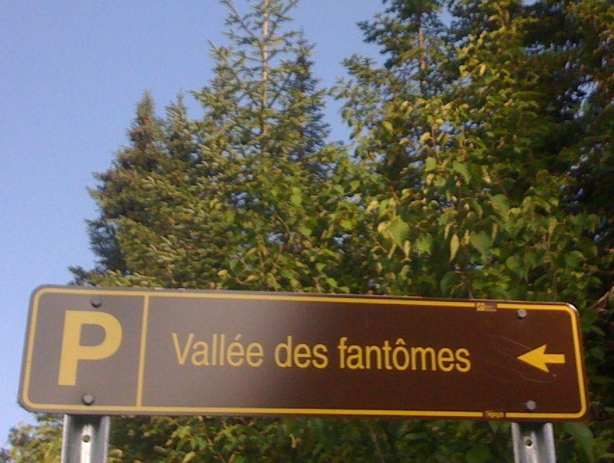 Parc du Mont Valin-Saguenay -Quebec