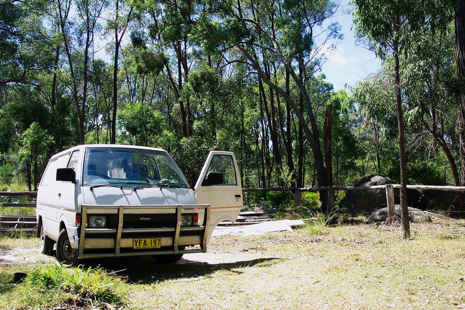 van australie vehicule