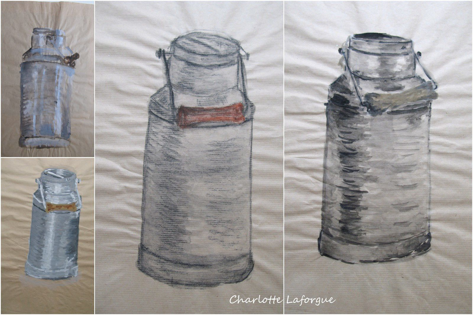 Pot à Lait Charlotteblabla