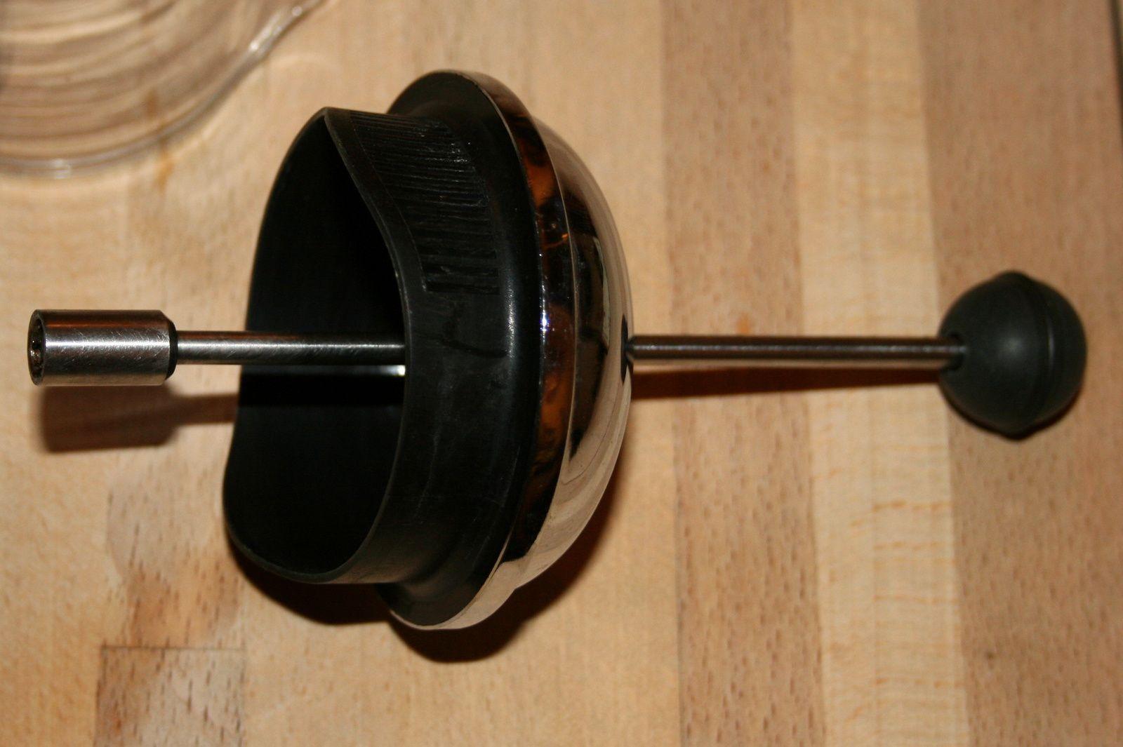 Cafetière Bodum, changer le verre, filtre, et autres pieces .