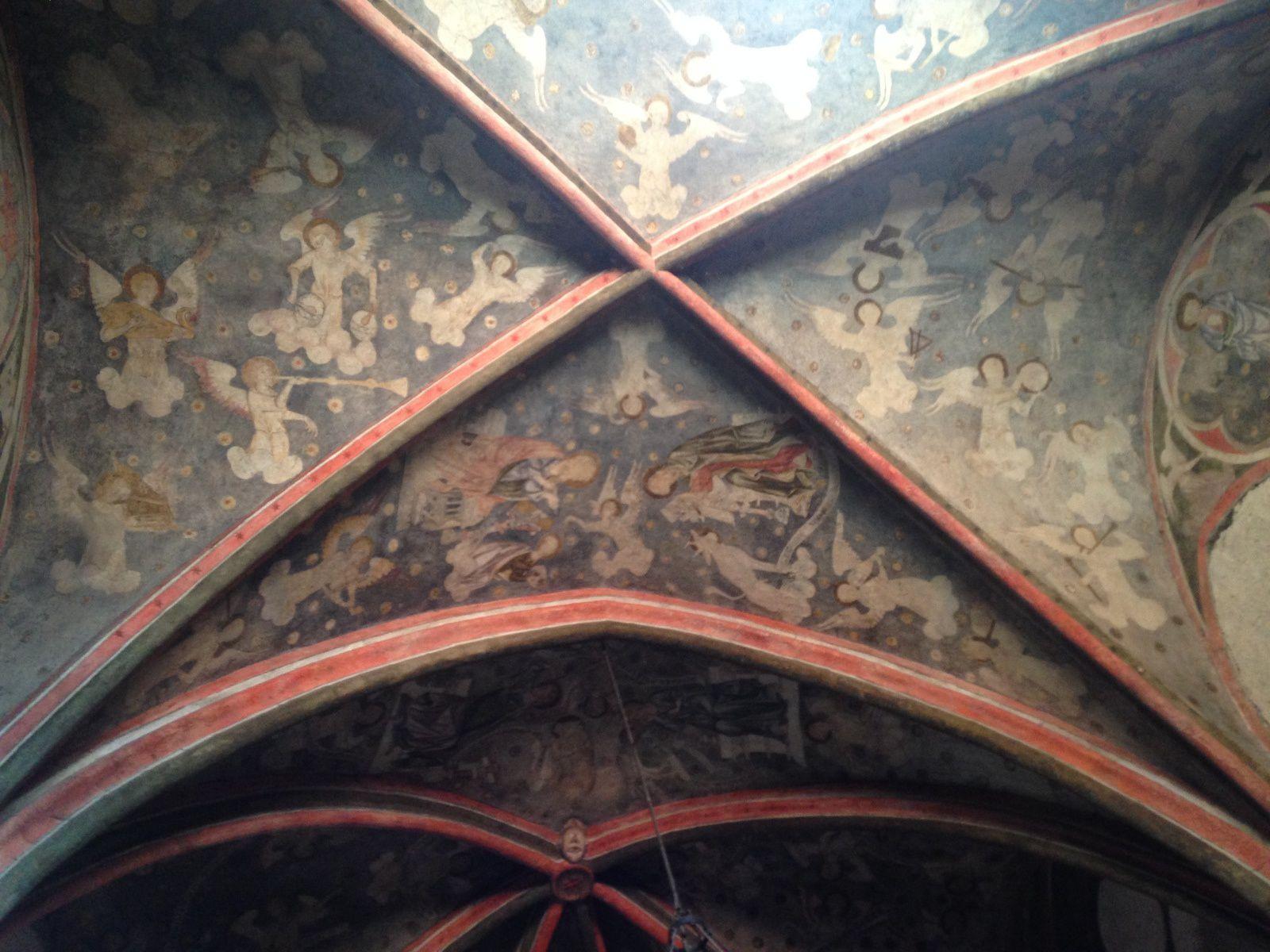 Collégiale Saint-Cerneuf de Billom-Église de Billom,-