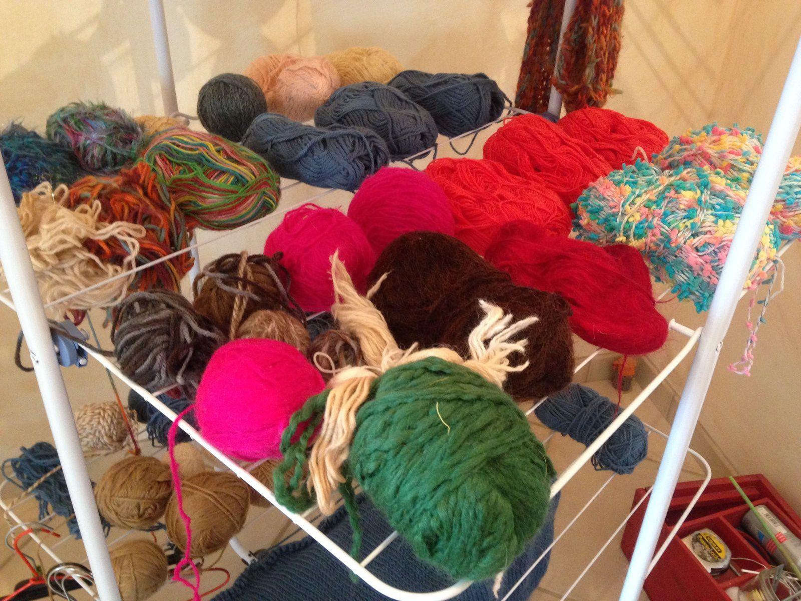 laver des pelotes de laine à la machine à laver-charlotteblabla blog-