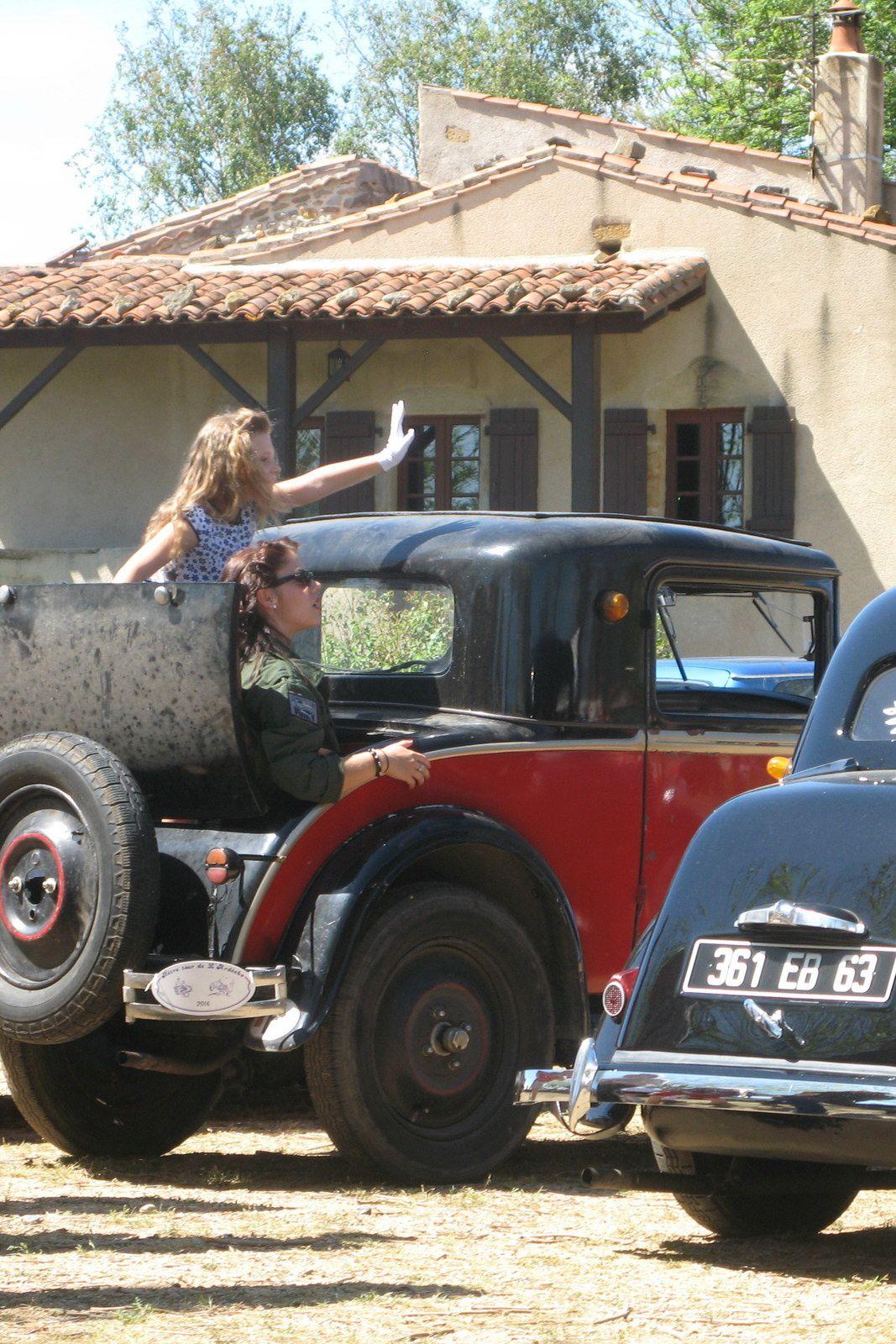voitures anciennes collection -blog charlotteblabla