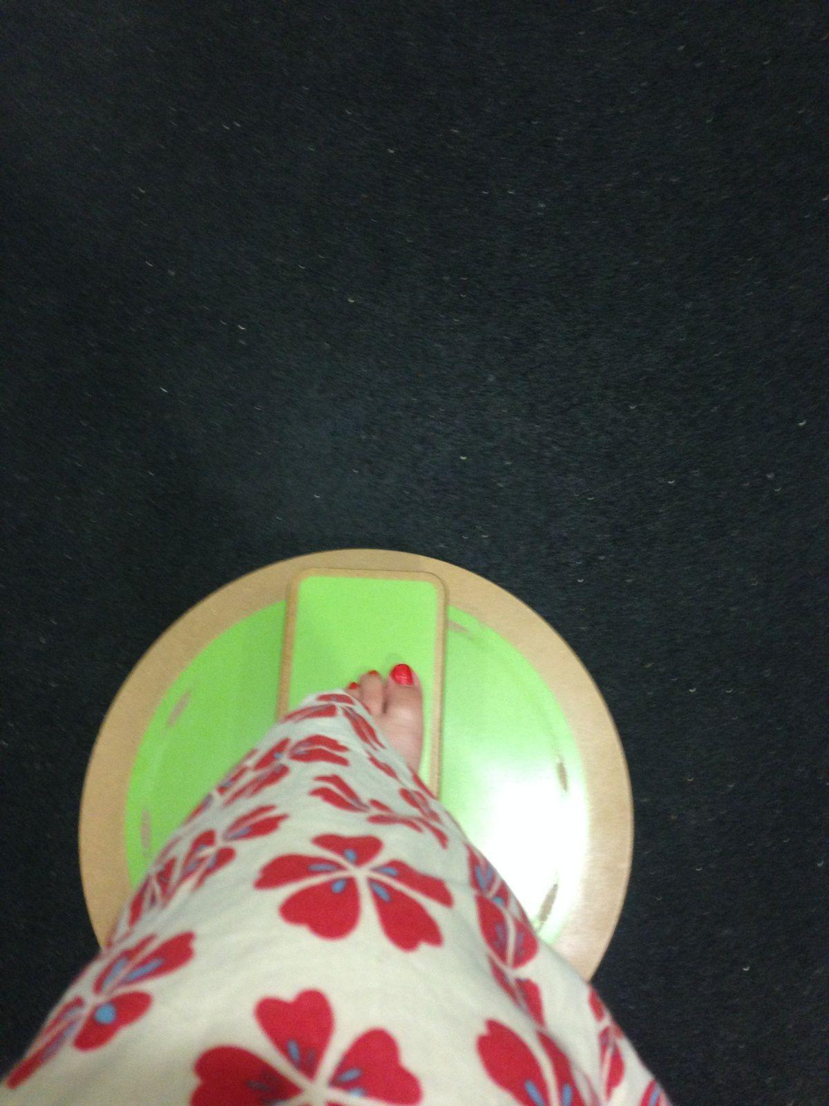 exercicespour jambe cassée fracturée kiné sur charlotteblabla blog*