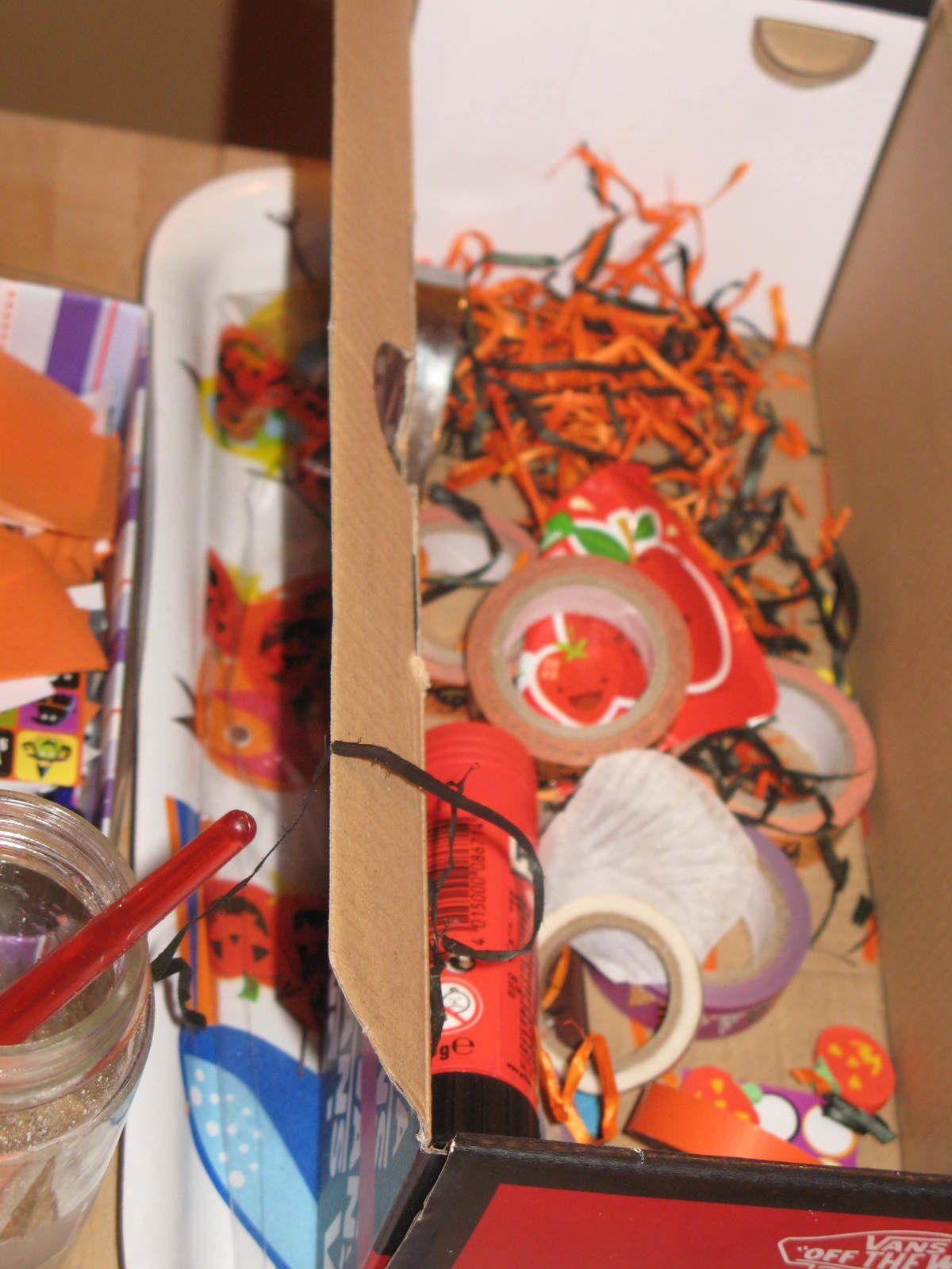 Accessoires d'hallowenn pour diy enfant sur charlotteblabla blog*