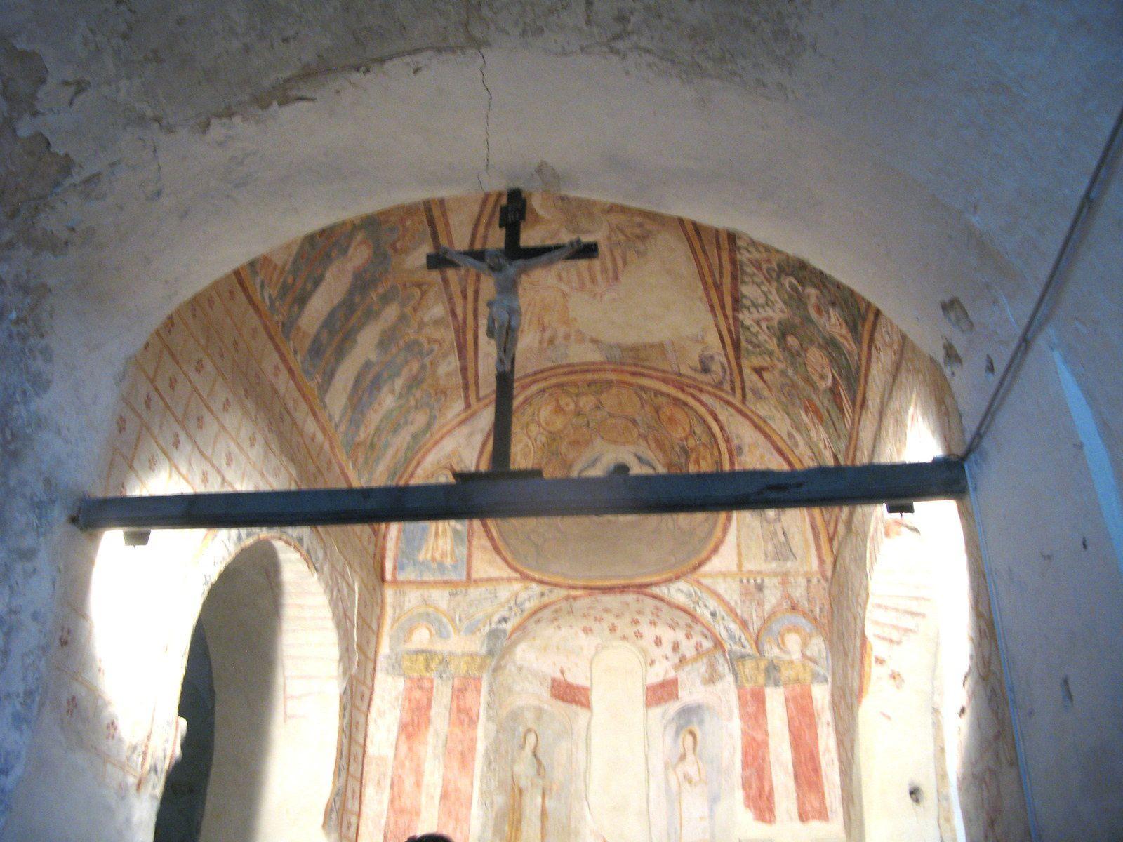 L'église Sainte Madeleine de Pignols: moyen age-france sur charlotteblabla blog