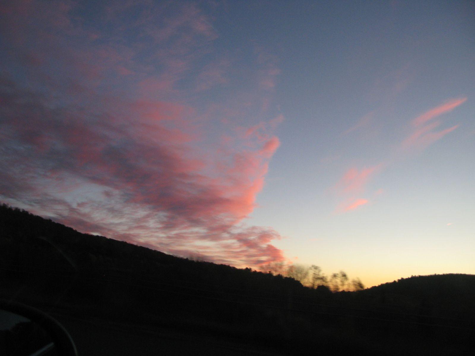 ciel et mer dans e Maine USA sur charlotteblabla blog*