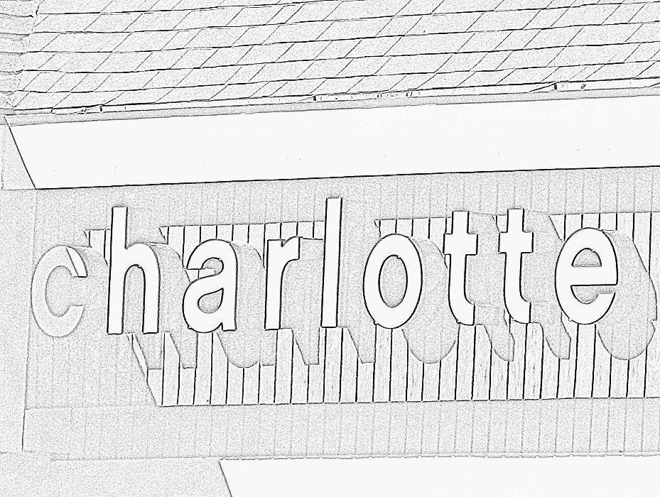 enseigne charlotte  sur charlotteblabla blog*