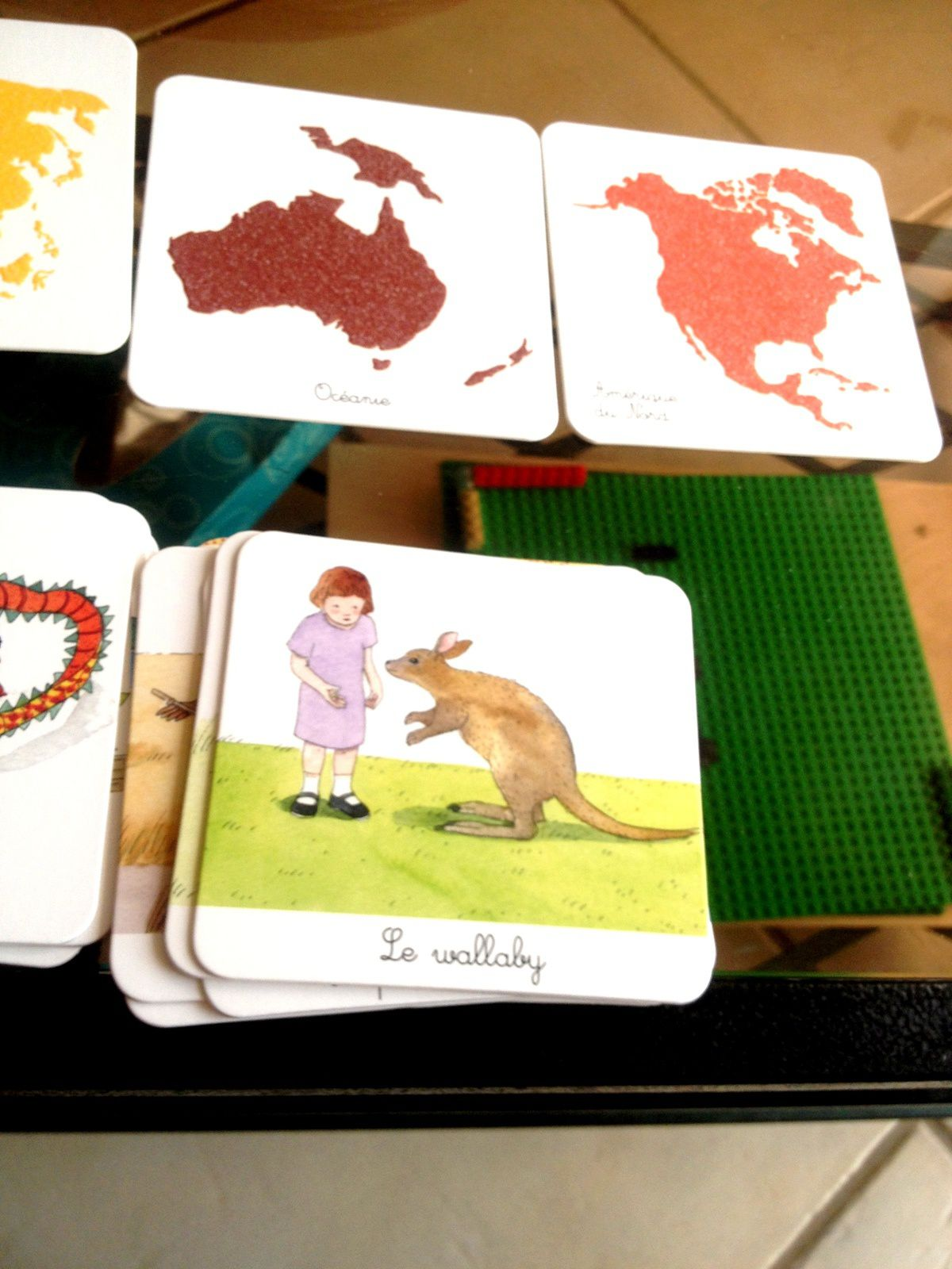 #montessori #monde #charlotteblabla