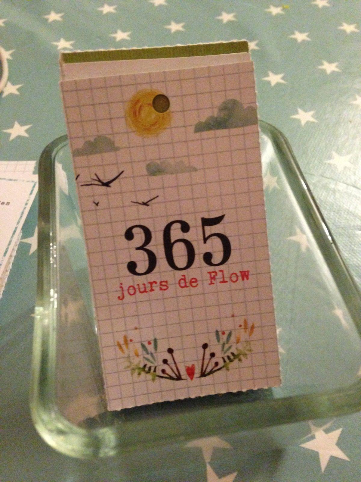 #flowmagazine #calendrierperpetuel #cadeau #charlotteblabla