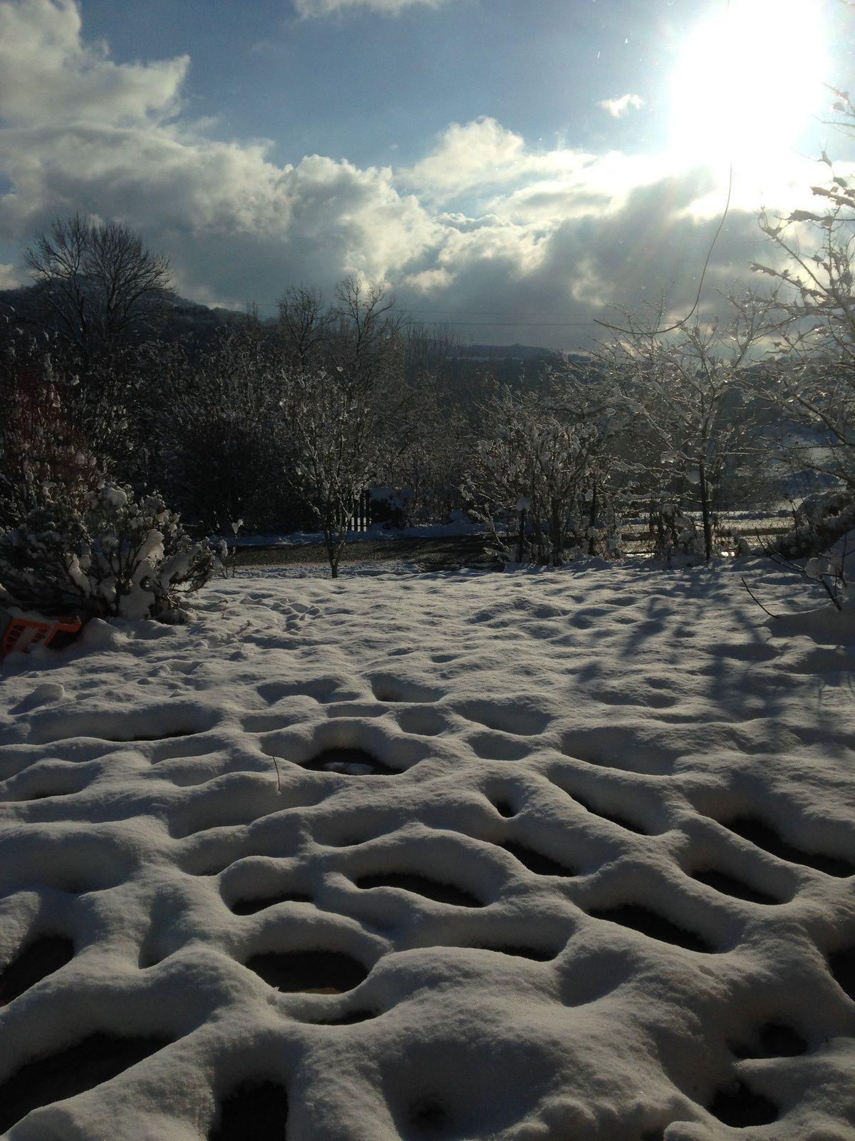 #egliseneuve-pres-billom #neige #auvergne #france #charlotteblabla