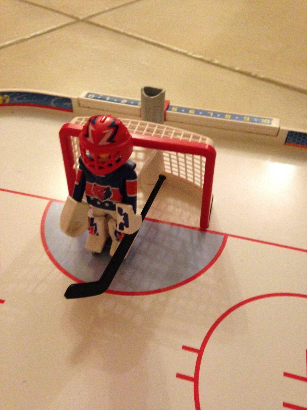 #hockey #playmobil #charlotteblabla