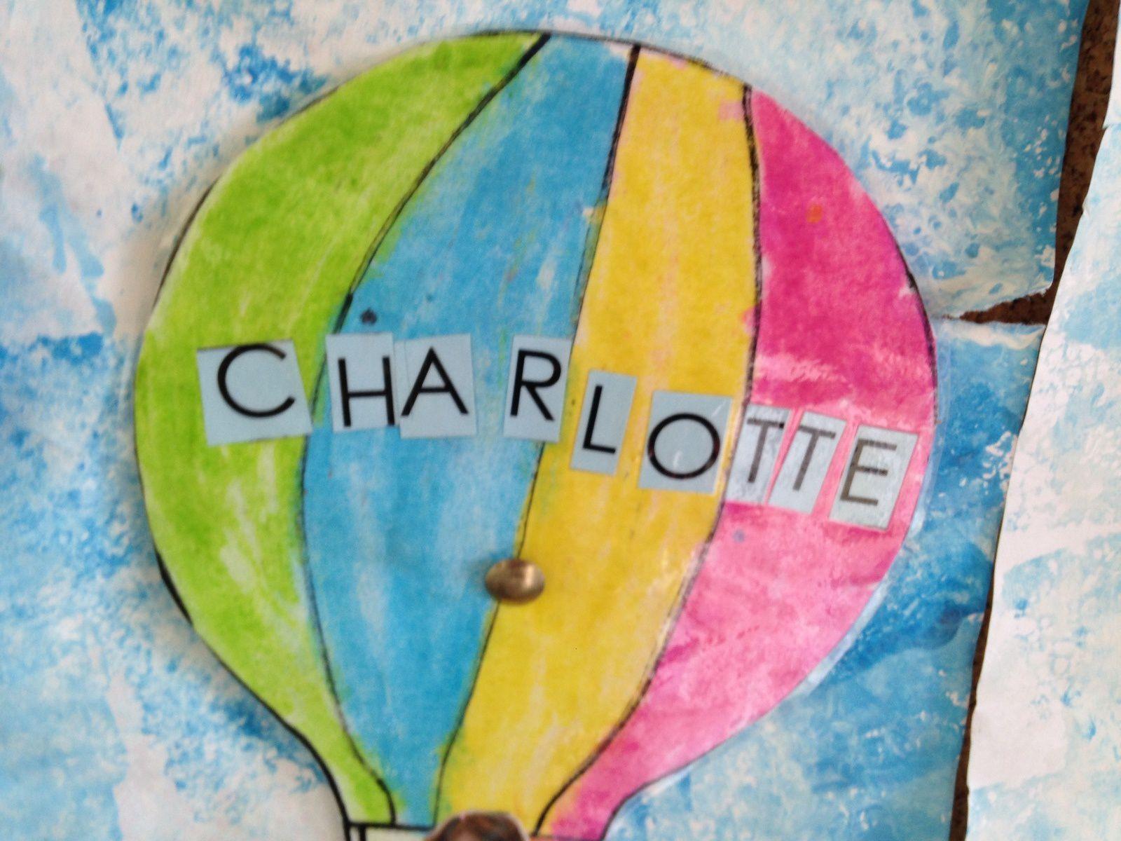 #charlotte #diymonglfiere #charlotteblablablog