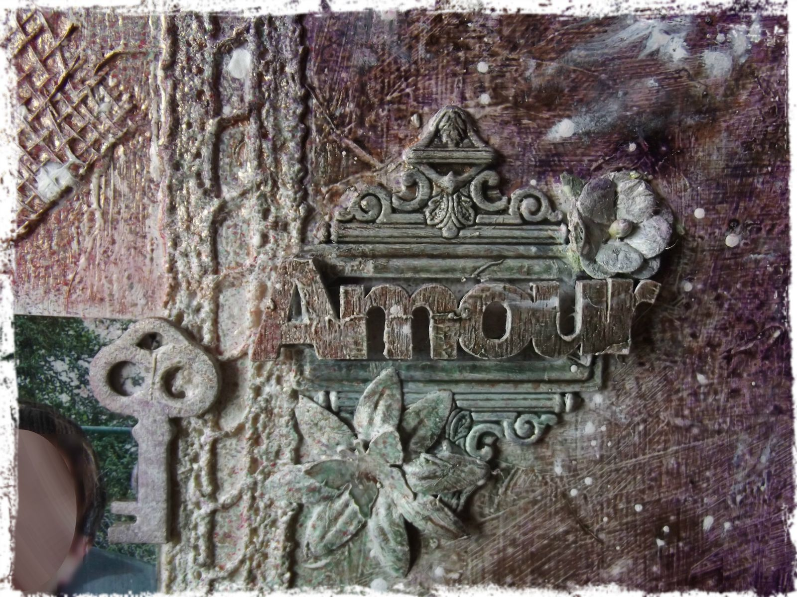 Mixed Media : Amour