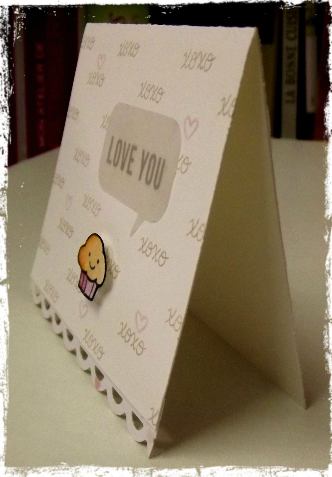 Carte : Love you