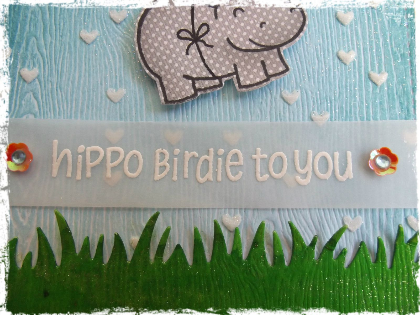 Hippo birdie to you !!