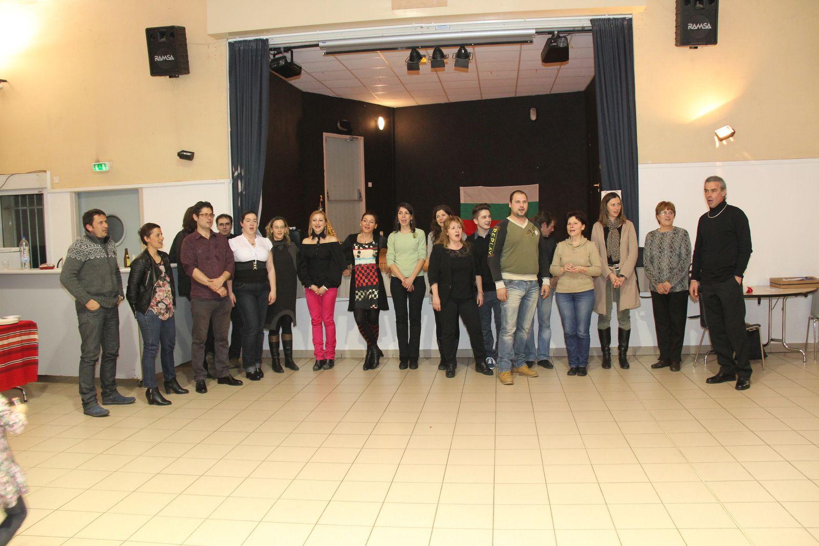 Fête nationale bulgare et Baba Marta