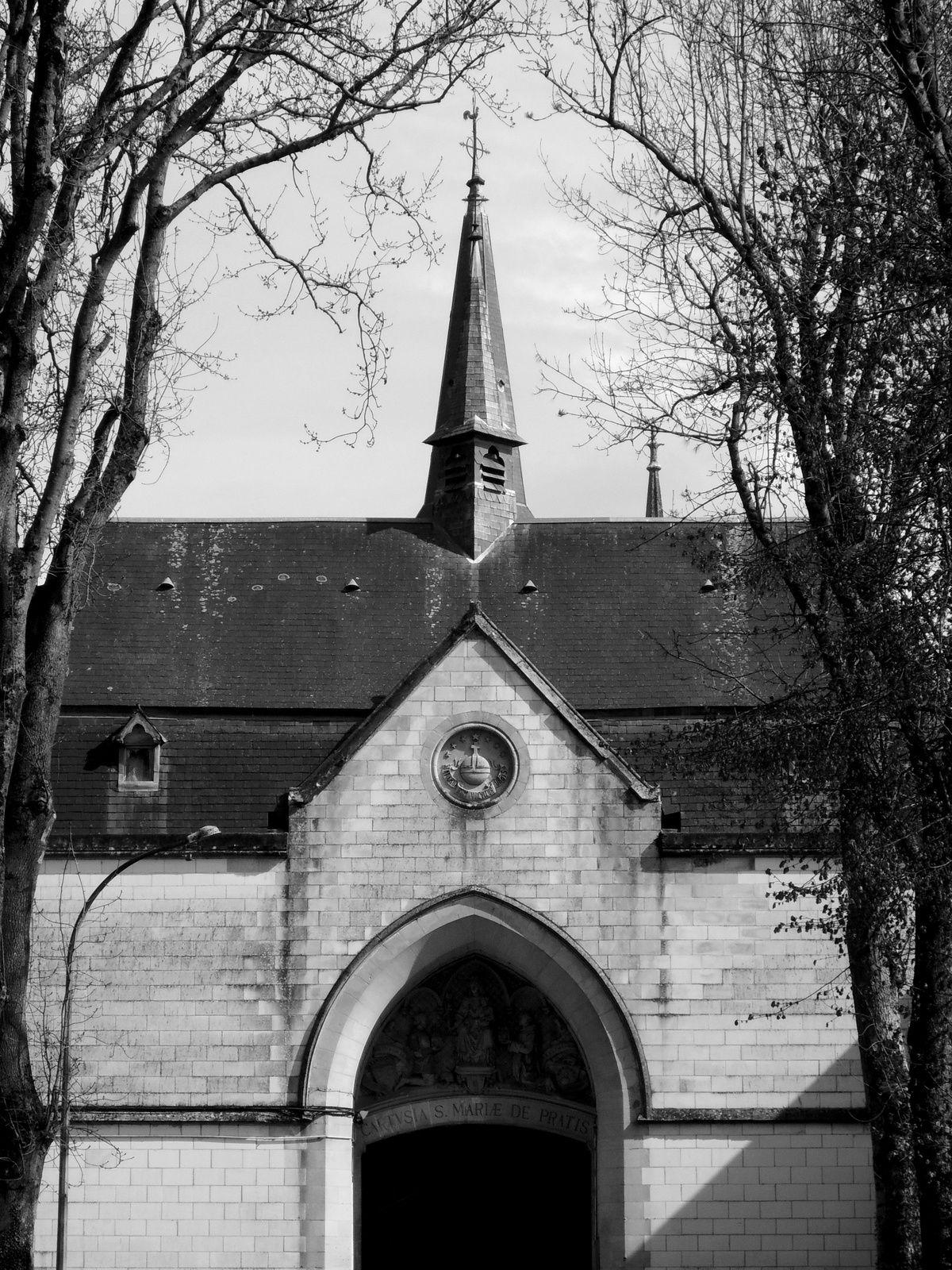 Neuville sous Montreuil - La Chartreuse
